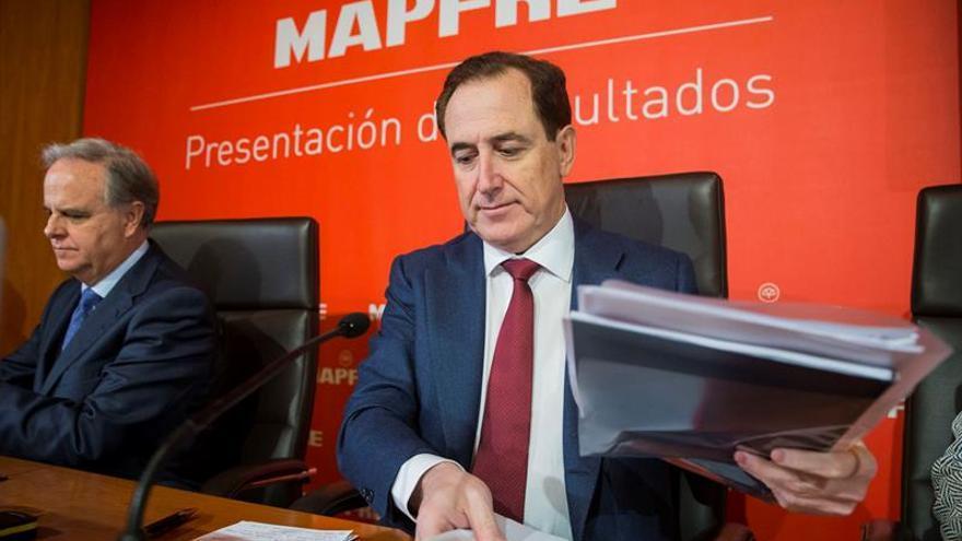 Mapfre ganó un 3,3 % menos hasta septiembre por gastos extraordinarios