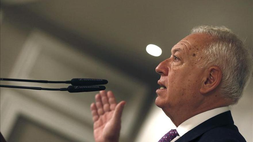 """Margallo recuerda que el CNI ya dijo que los contactos con EEUU eran """"constantes"""""""