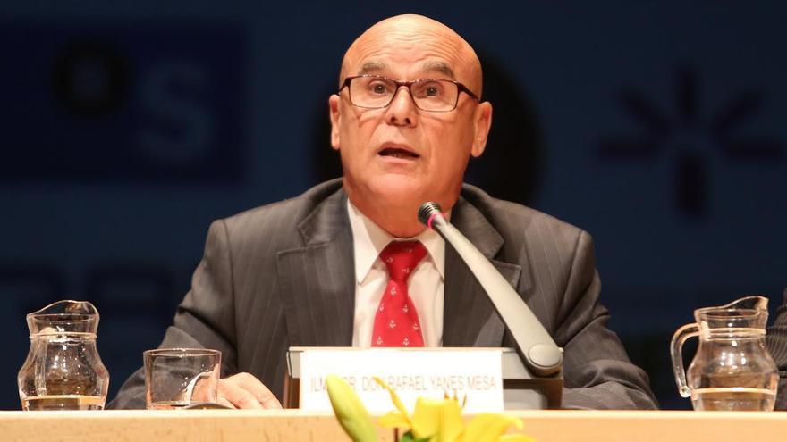 Rafael Yanes Mesa, viceconsejero de Trabajo del Gobierno canario. (ALEJANDRO RAMOS)