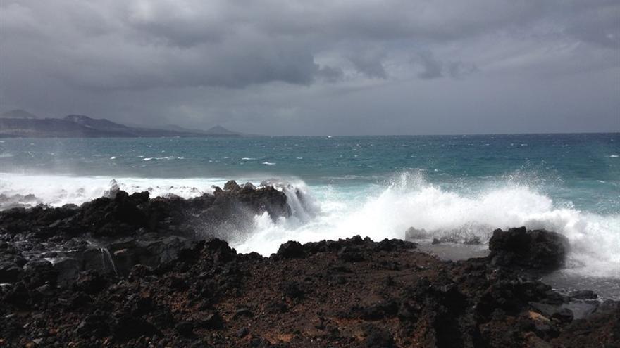 La Aemet pone en aviso a Tenerife por fenómenos costeros adversos
