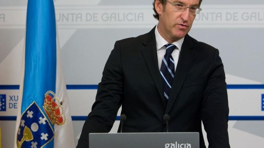 Feijóo anuncia que Pemex ha pedido presupuesto a astilleros gallegos para construir siete buques abastecedores