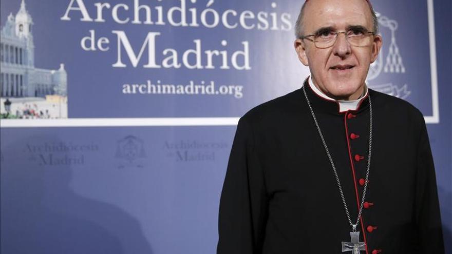 El obispo auxiliar de Madrid César Franco, designado nuevo Obispo de Segovia