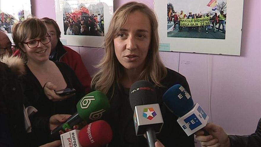 """Un informe niega que Tania Sánchez tuviera el """"deber específico"""" de abstenerse"""
