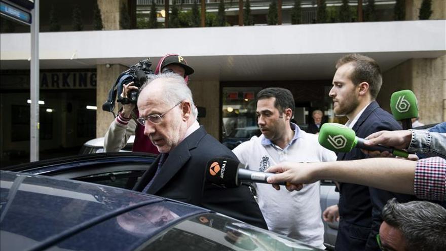 Bankia pedirá medidas sobre Rato y otros exconsejeros para cubrir la fianza