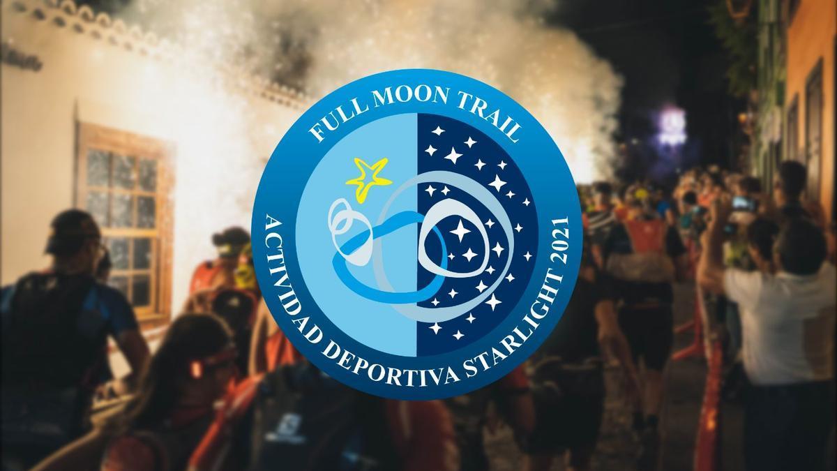 La Full Moon Trail Naviera Armas' ha sido reconocida como 'Actividad deportiva Starlight'