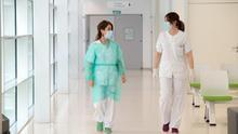 Sanitarios en Castilla-La Mancha