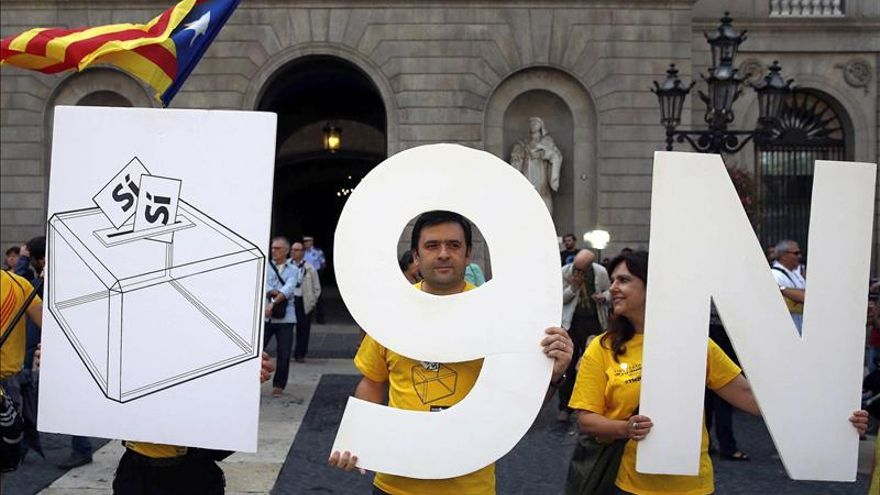 Artur Mas firma el decreto de convocatoria de la consulta soberanista del 9N