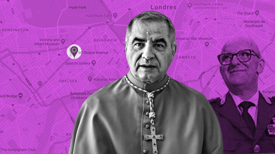 La trama de corrupción que se investiga implica utilizar el dinero destinado a la caridad a la compra de inmuebles en Londres.