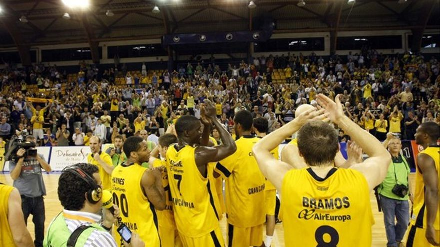 Del Gran Canaria-CAI Zaragoza #1