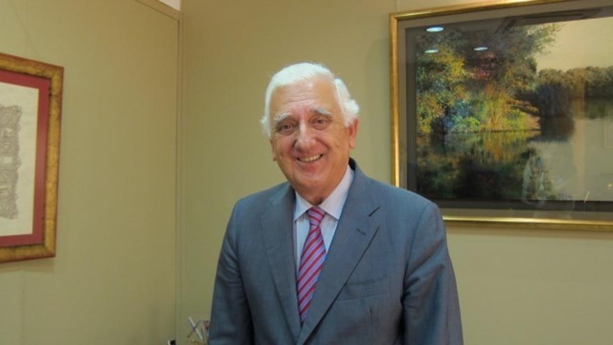 Santiago Herrero baraja no presentarse a la reelección en la asamblea que la CEA convocará este jueves para enero