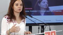 La candidata de Pedro Sánchez para suceder a Tomás Gómez se impone en las primarias