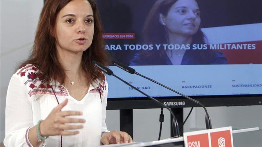 Los socialistas madrileños eligen hoy a su nuevo secretario general