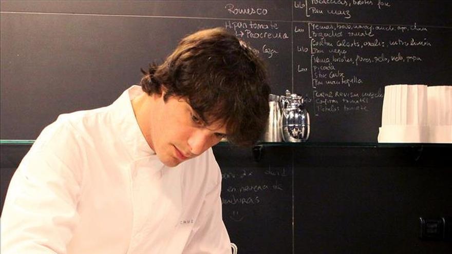 El cocinero Jordi Cruz, que ha estado en el centro de la polémica por sus declaraciones sobre los becarios