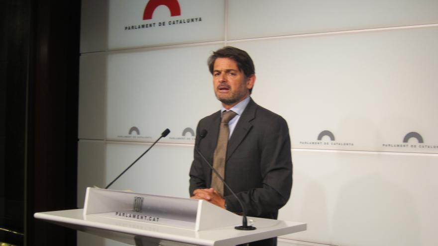 """Oriol Pujol alardea de tener a un presidente """"excepcional"""" en Cataluña"""