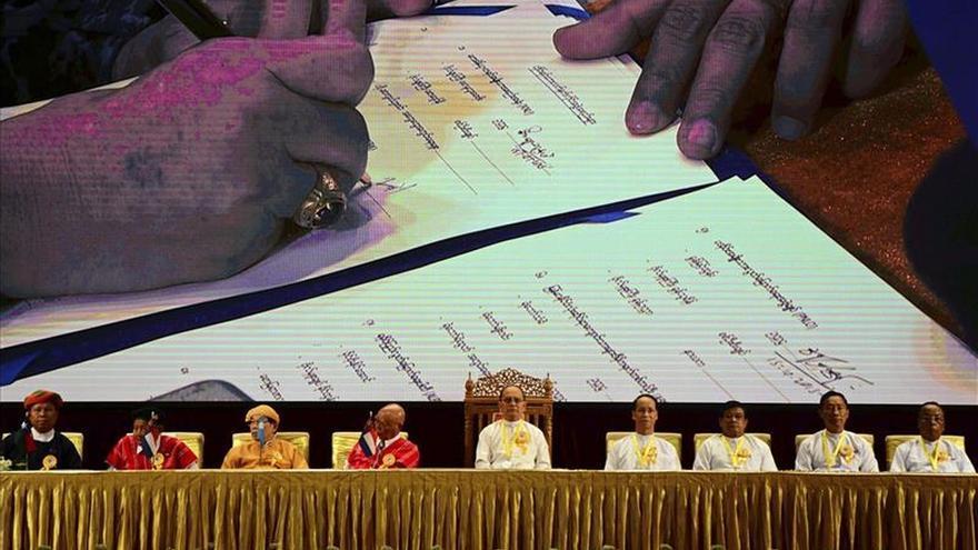 La alianza de once guerrillas birmanas dice que no habrá paz sin diálogo inclusivo