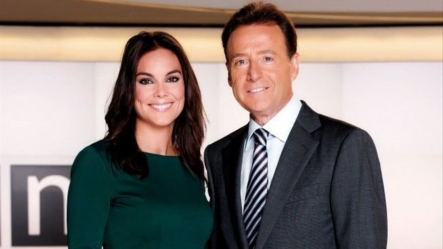 Matías Prats y Mónica Carrillo llegan triunfadores al fin de semana de Antena 3