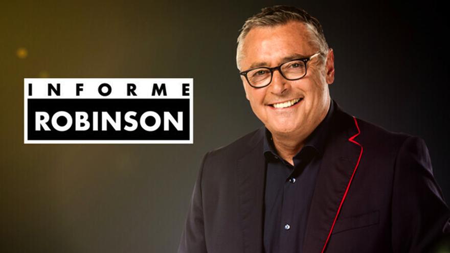 Michael Robinson presentó 'Informe Robinson' durante 13 temporadas