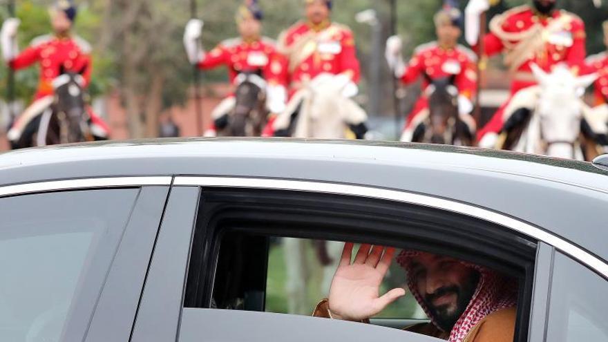 El príncipe heredero saudí contaba con un equipo dedicado a torturar y secuestrar, según el NYT