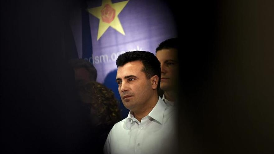 La Fiscalía de Macedonia procesa al líder de la oposición por un escándalo de escuchas