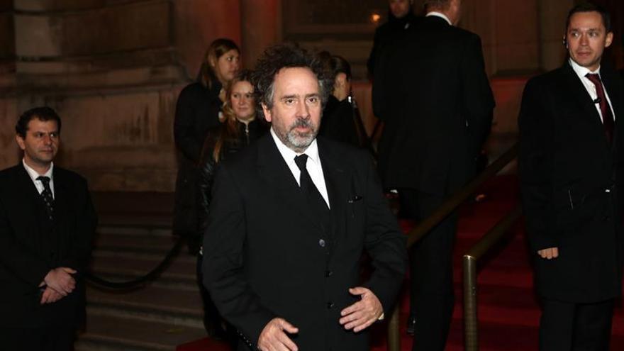 """Tim Burton humaniza los superpoderes y las peculiaridades en """"Miss Peregrine"""""""