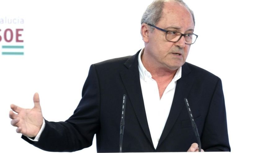 """Cornejo (PSOE-A) señala que """"el resumen hasta hoy del Congreso del PP andaluz es 'todos contra Susana Díaz'"""""""