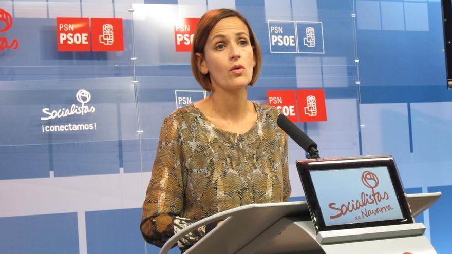 """María Chivite pide """"recomponer"""" el partido tras las Primarias, aunque es """"obvia la dificultad"""""""