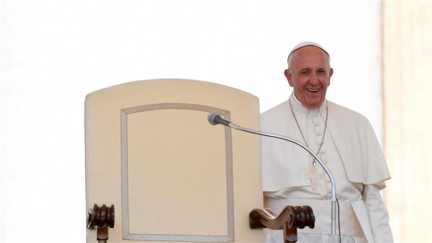 """El Papa dice que solo hay una """"solución política"""" para el conflicto en Siria"""