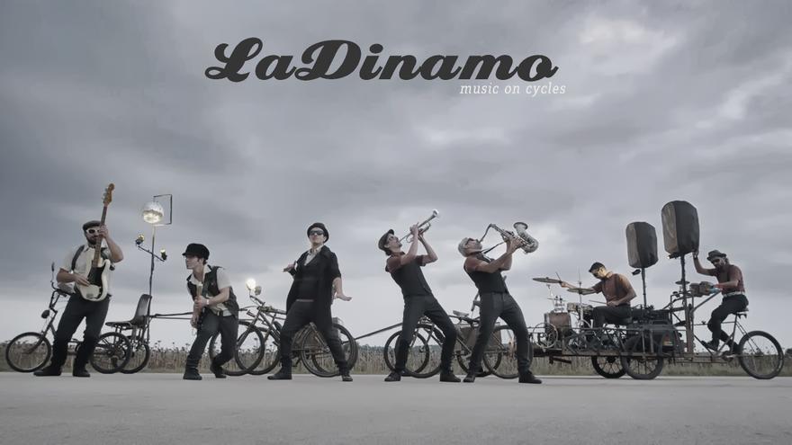 LaDinamo actuará en Graus dentro de la 'Caravana Pirineos Sur'.