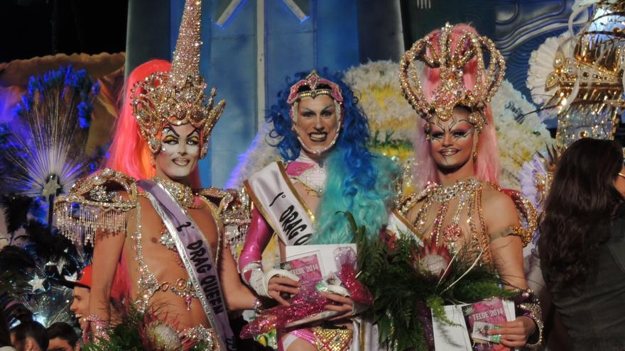 Drag Eiko gana el Carnaval de Telde