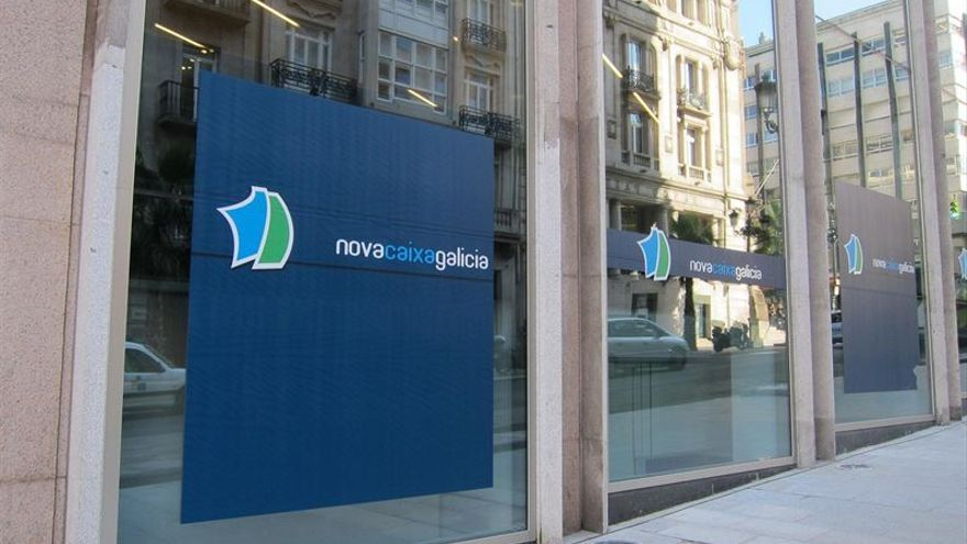 Sede de Nova Caixa Galicia.