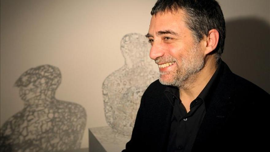 El escultor y grabador Jaume Plensa, Premio Velázquez 2013