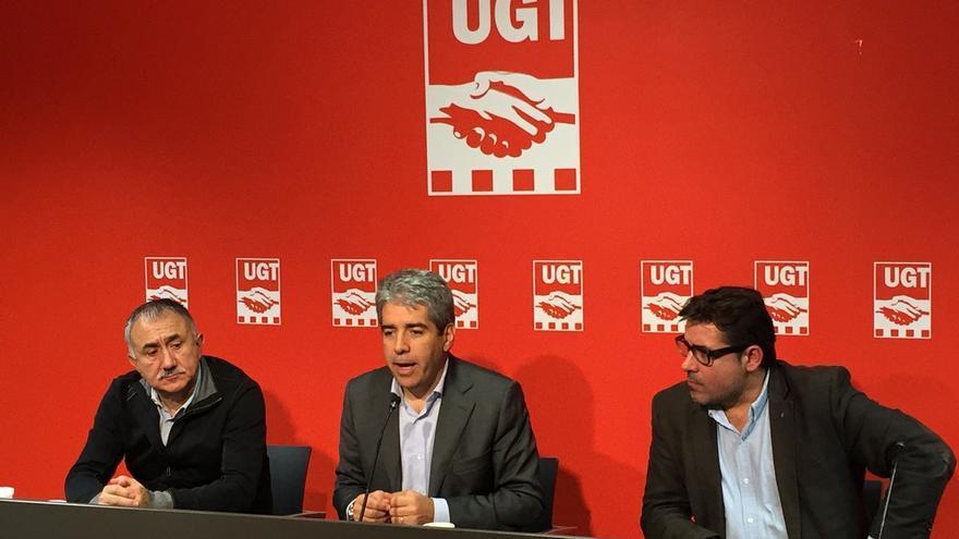 Homs (CDC) augura acuerdo pero pide a la CUP evitar descalificaciones personales