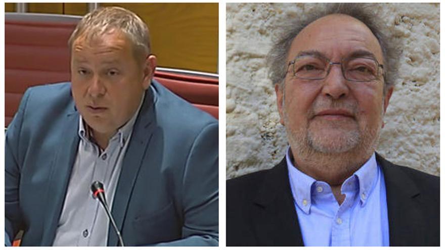 José Manuel Orengo y José Luis Vera.