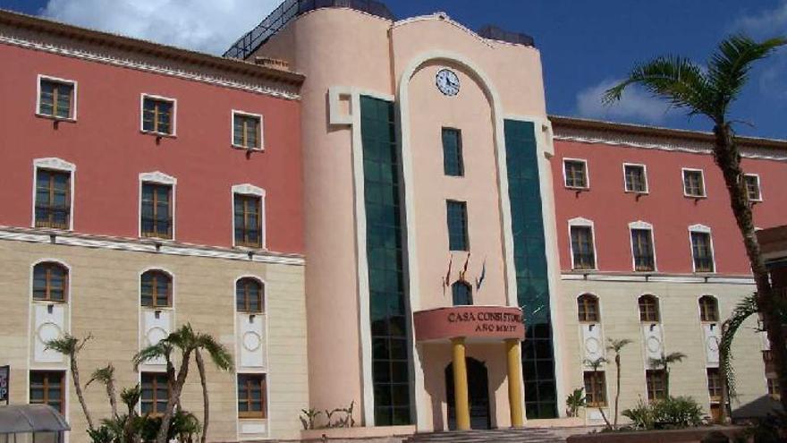 Ayuntamiento Los Alcázares