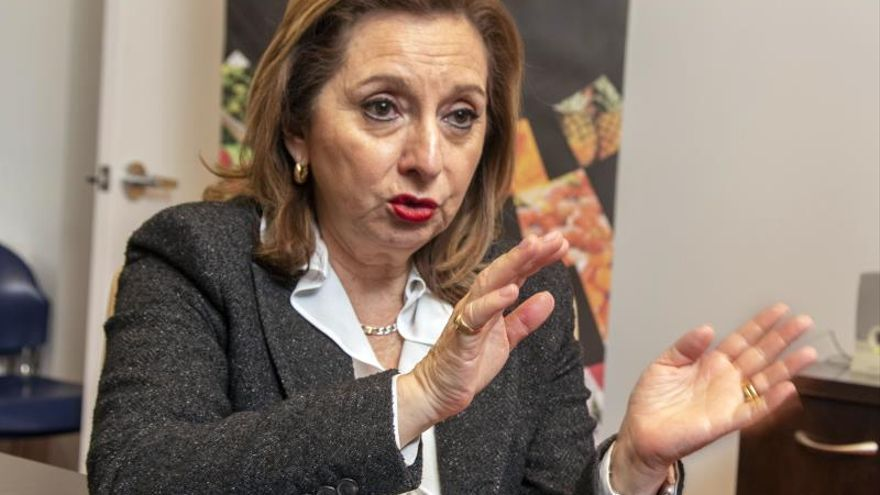 En la imagen, la ministra de Turismo ecuatoriana, Rosi Prado.