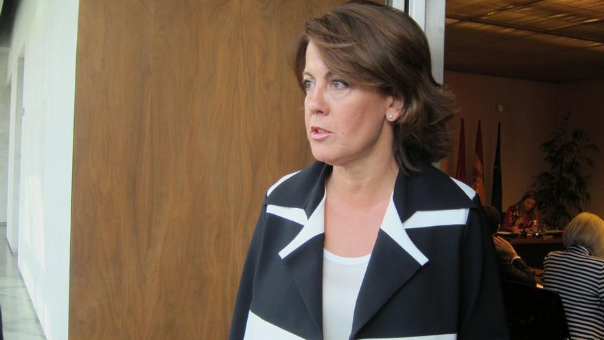 """Barcina valora que cuatro personas se postulen como candidatos de UPN e insiste en que ella será """"totalmente neutral"""""""
