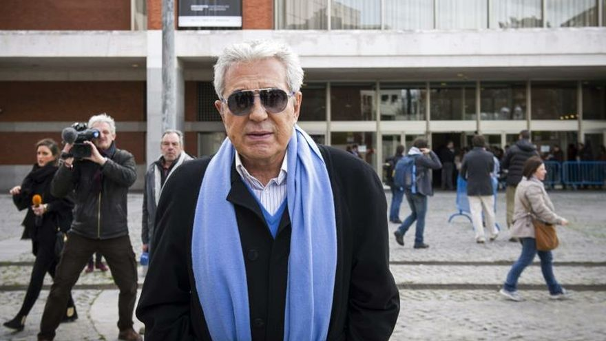"Andrés Pajares: ""Yo no me voy a jubilar nunca, si paro me aburro"""