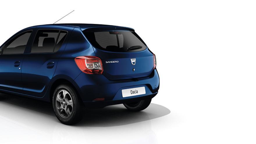 El Dacia Sandero SL AuDacia es uno de los premios que puedes conseguir al felicitar a Dacia