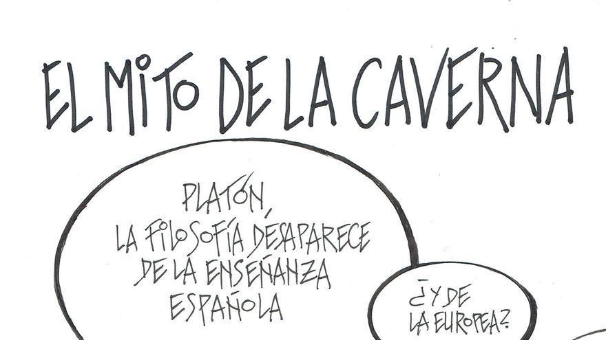 """""""El Mito de la Caverna"""""""