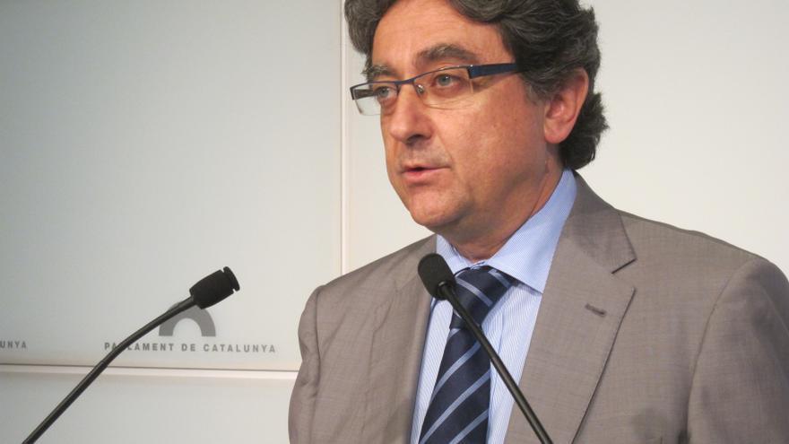 """El PP sitúa """"fuera de la ley"""" la declaración de soberanía de CiU y ERC"""