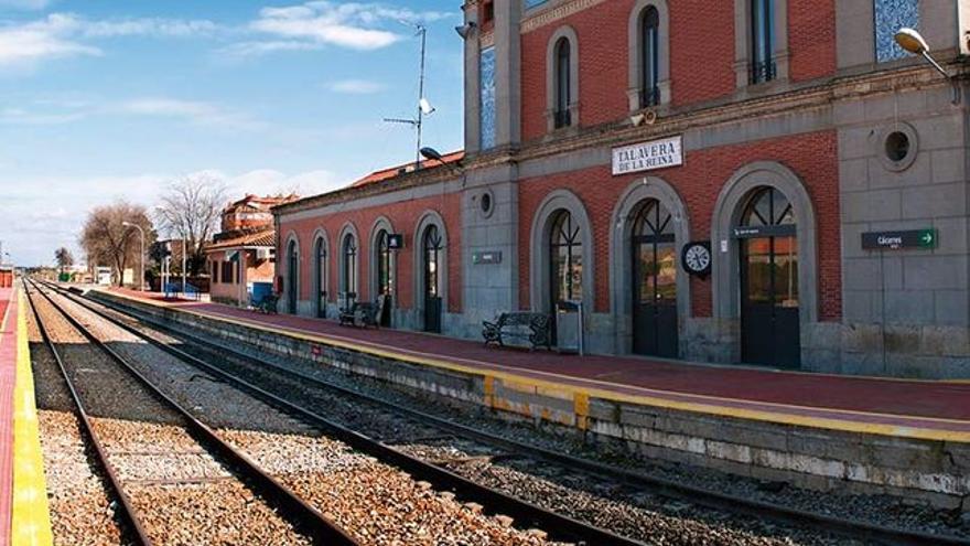 Estación de Talavera de la Reina