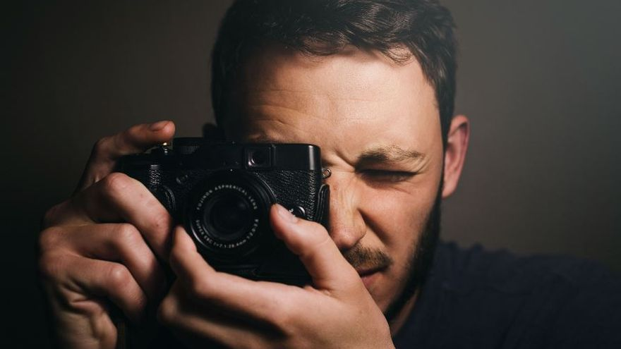 cámara avanzada
