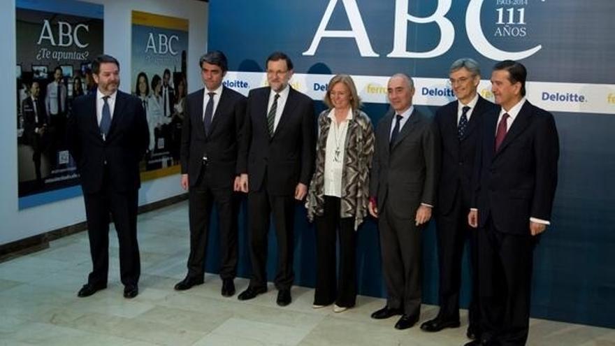 """Rajoy define la 'tasa Google' como """"equilibrada y justa"""" y dice que permitirá seguir haciendo """"periodismo de calidad"""""""