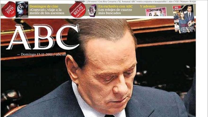 De las portadas del día (13/11/2011) #6