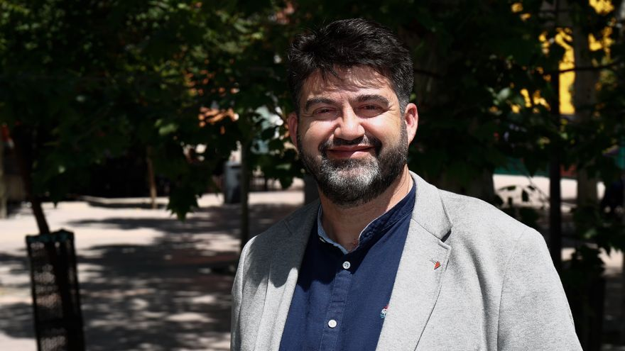 El candidato a la Alcaldía de Madrid por Madrid en Pie Municipalista, Carlos Sánchez Mato.