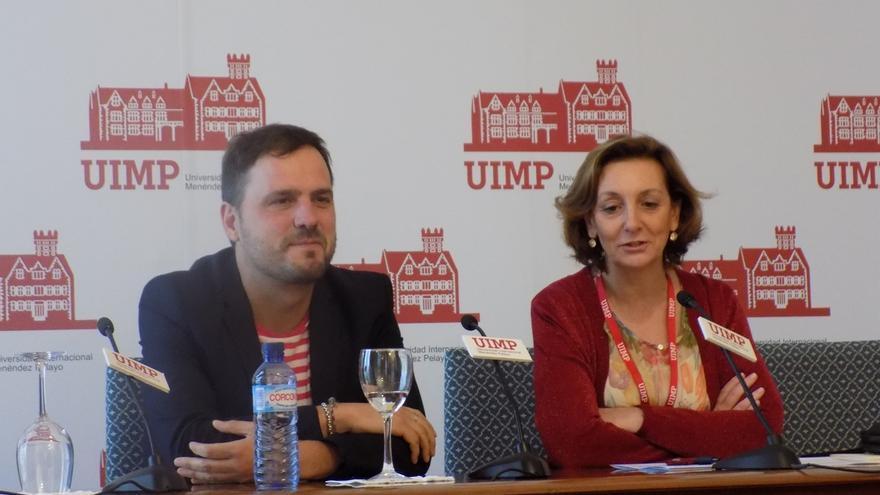 """Kirmen Uribe ve """"muy floreciente"""" y vanguardista a la actual generación de artistas vascos"""