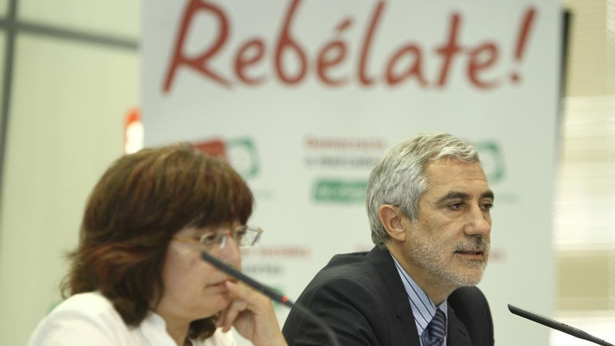 """El partido de Llamazares denuncia que la izquierda está """"perdida"""" en España y """"no marca el paso"""" de la oposición"""