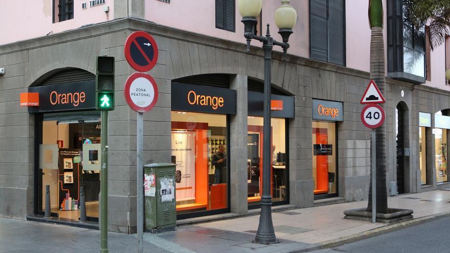 Tienda de Orange en Las Palmas de Gran Canaria