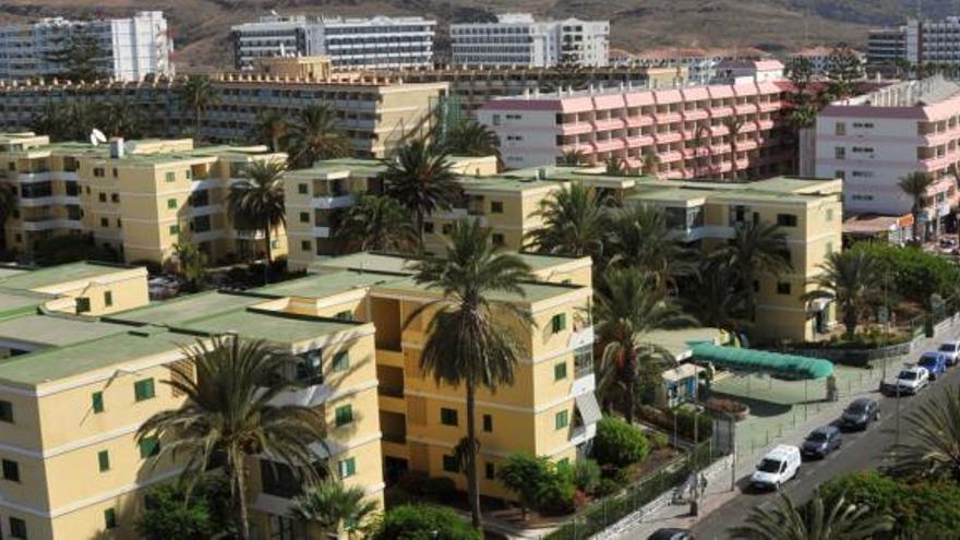 El número de turistas extranjeros que escoge una vivienda de alquiler como fórmula de alojamiento ha aumentado en los últimos años.