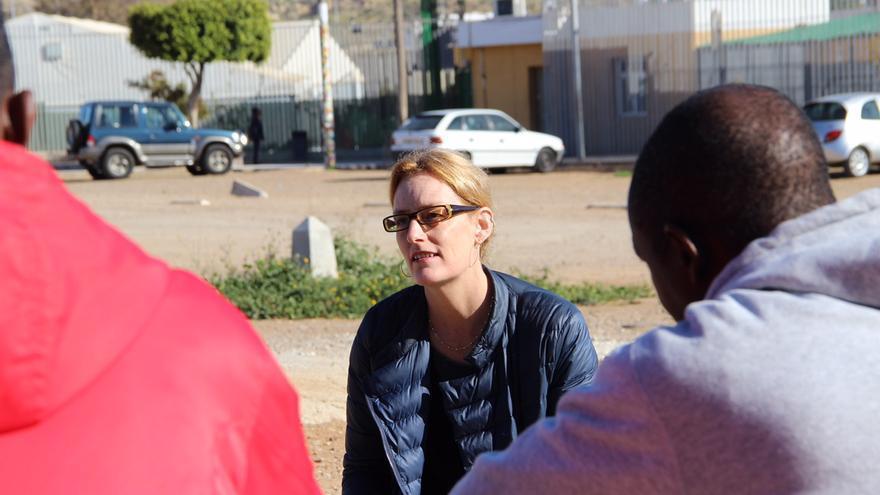Directora asociada para Europa y Asia Central de HRW, Judith Sunderland | Imagen cedida por HRW.